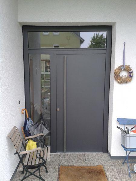 Haustüren - TS-Montagebau